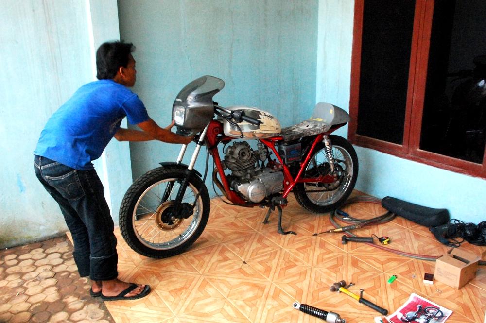 Satu Hati Motor Community Siapkan Diri Untuk Pentas Gilamotor