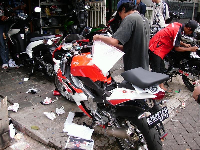 Cutting Sticker Motor