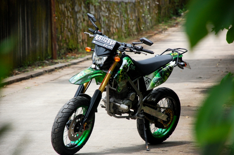 Harga Kawasaki Klx  Supermoto