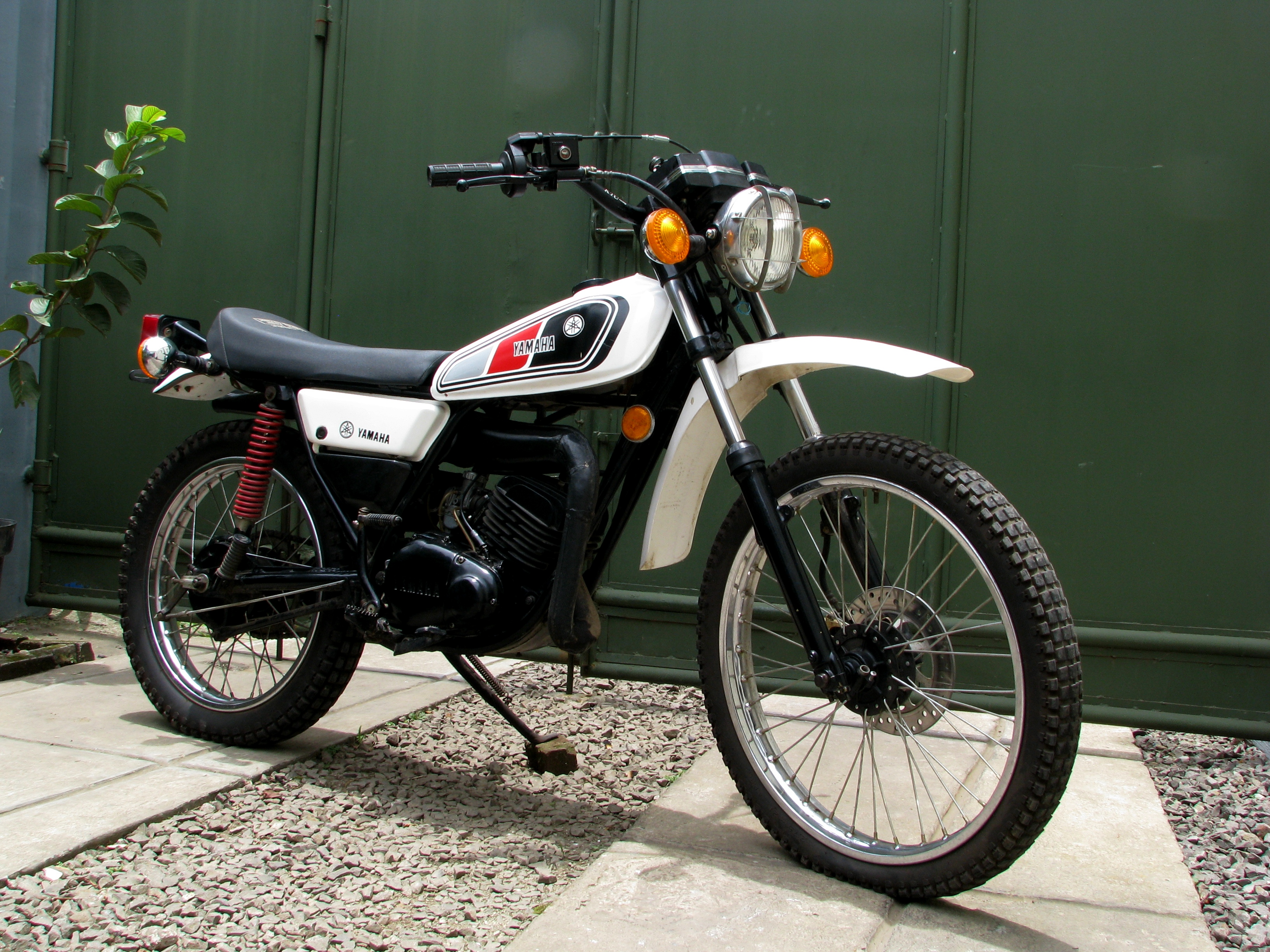Modifikasi Motor Dt