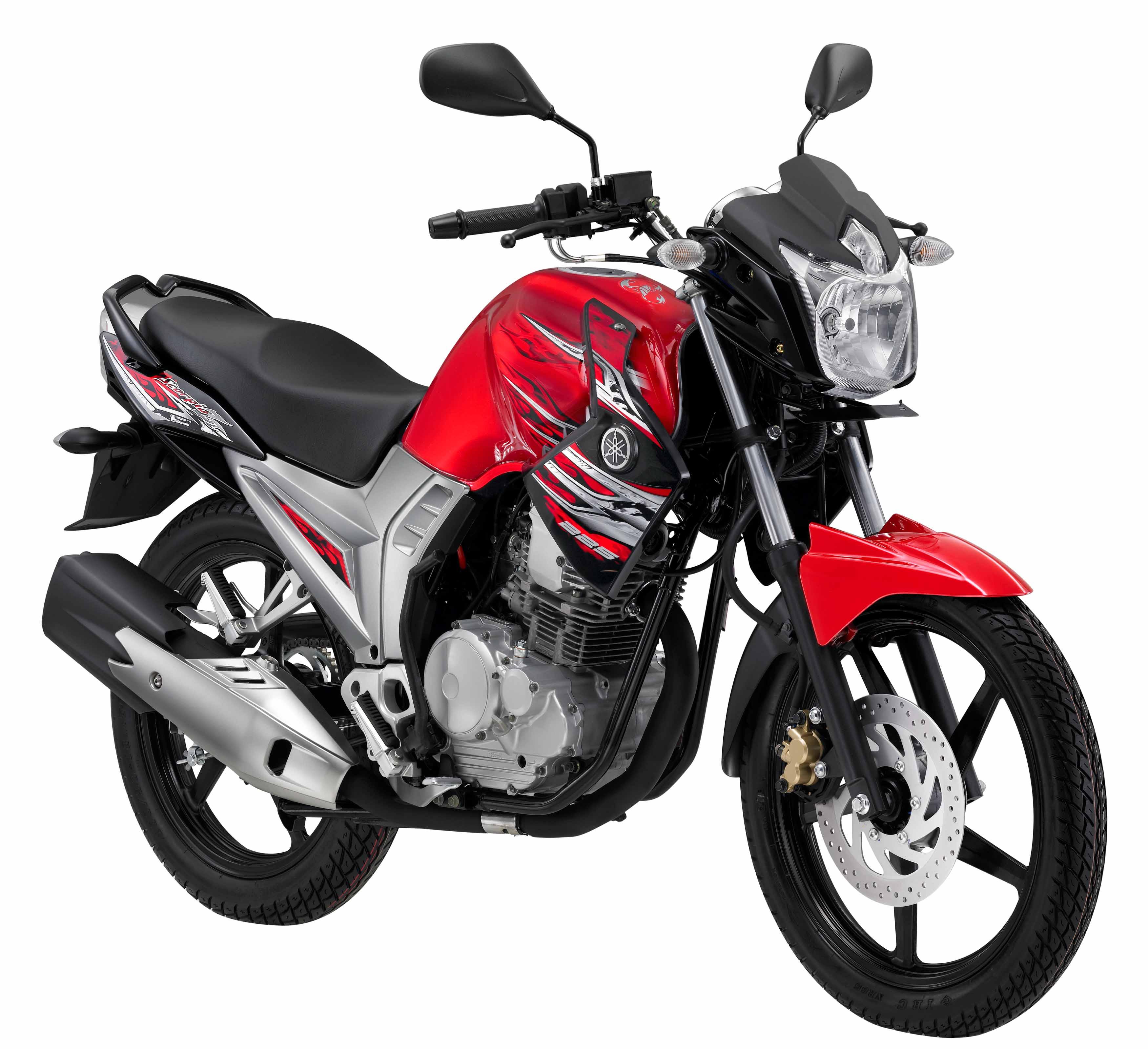 New Scorpio Z Motorcycle