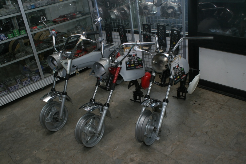Modifikasi Motor Suzuki Jadul >> Polaris, Gerainya Komponen Motor Jadul | Gilamotor