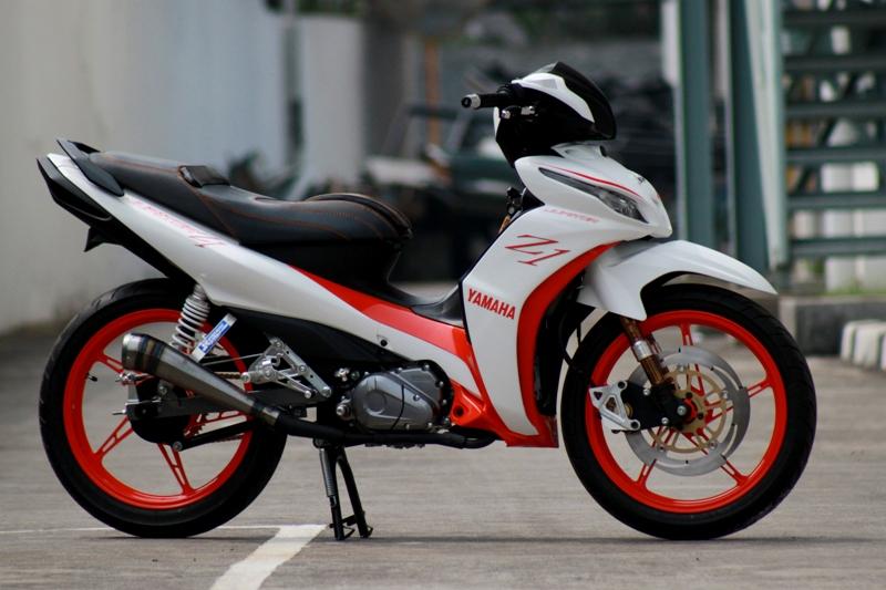 Motor Balap Jupiter Z   newhairstylesformen2014.com