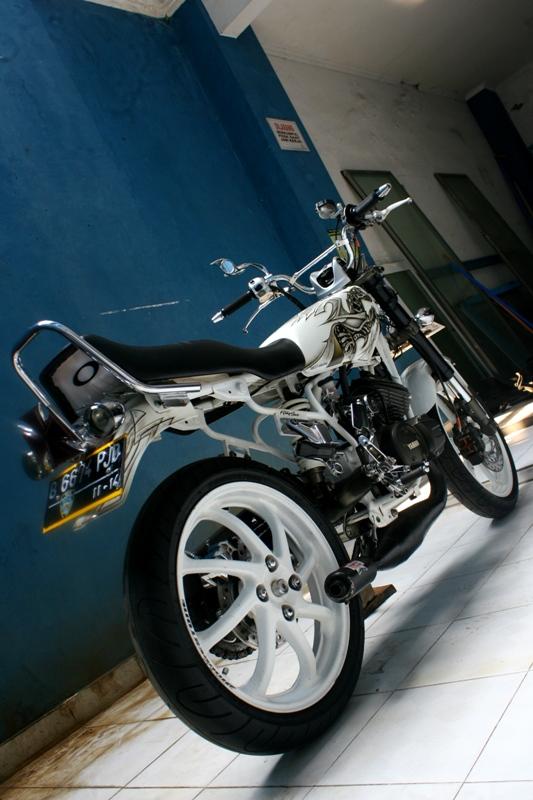 RX King White Horse 2