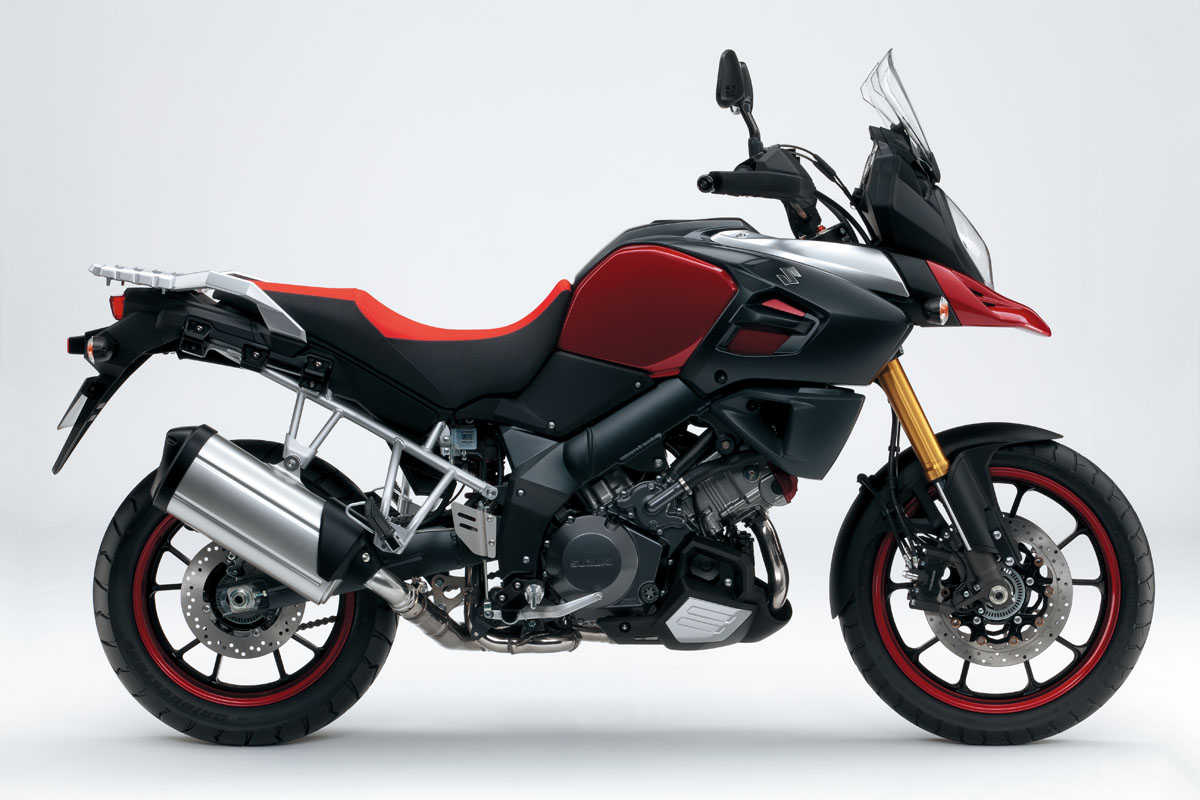 suzuki v strom 1000 terinspirasi dr 800 gilamotor. Black Bedroom Furniture Sets. Home Design Ideas