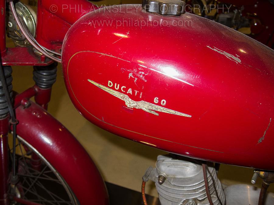 Motor Pertama Ducati 1