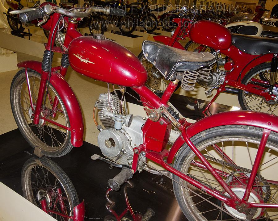 Motor Pertama Ducati 2
