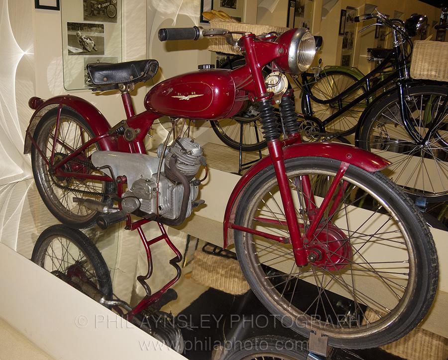 Motor Pertama Ducati 3