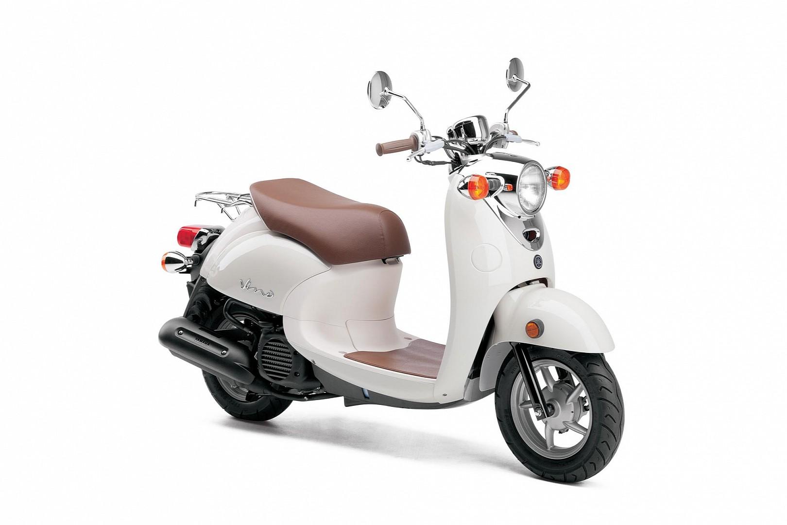 Yamaha Zuma Scooter Vs Honda Elite
