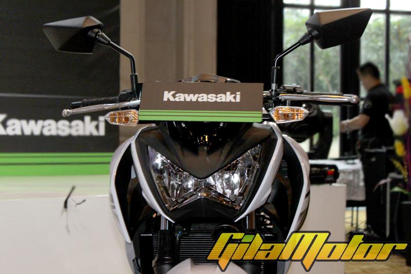 Kawasaki Z250 2013 10