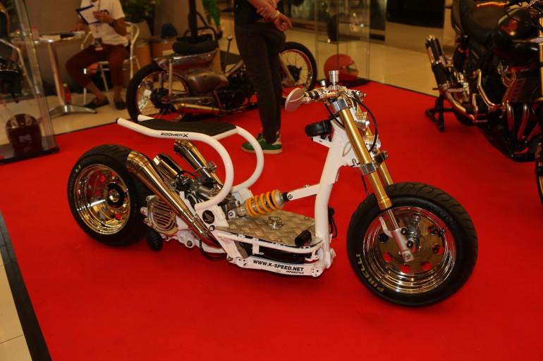 Zoomer X Bangkok Motorbike Festival 2013 1