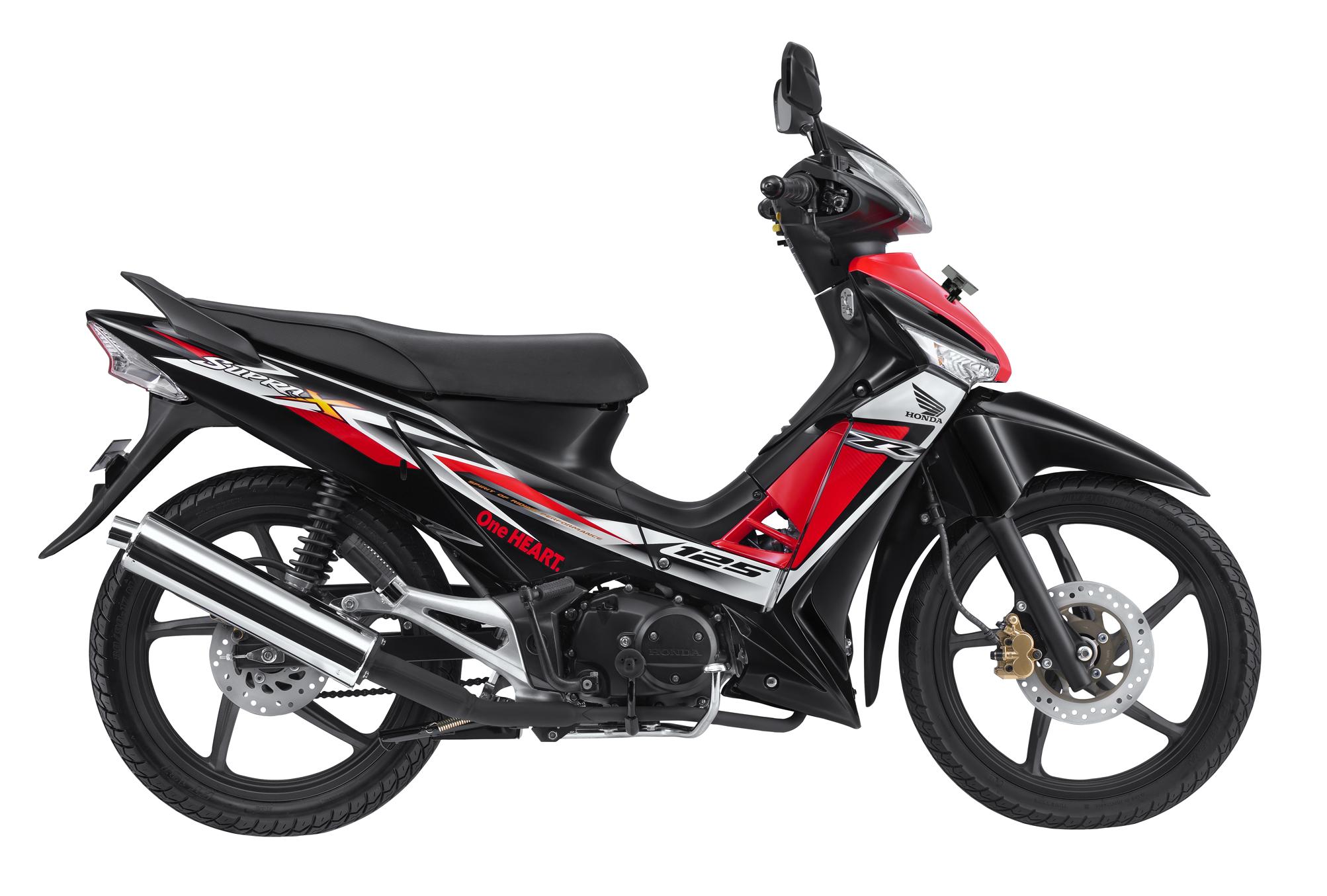 Honda Segarkan Tampilan Supra X 125