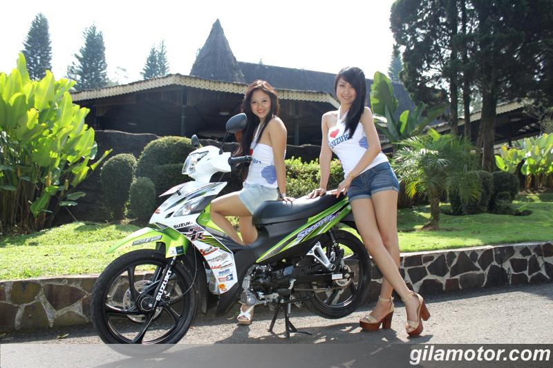 Suzuki Shooter  Fi Review