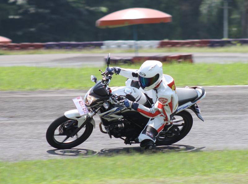 ini, akan kami ulas hasil tes Honda CB150R StreetFire dan Honda