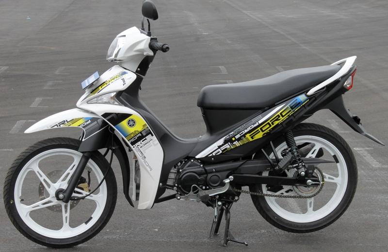 Yamaha Force FI 3