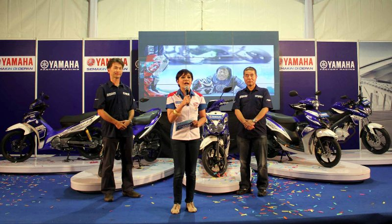 Beli Yamaha Livery MotoGP, Berhadiah Nonton Langsung MotoGP Sepang   Gilamotor
