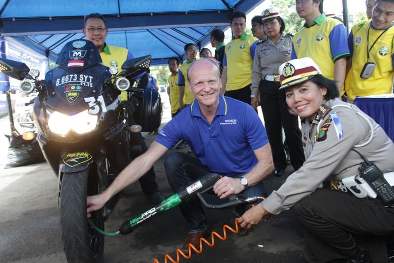 Road Safety Day Bersama Michelin Dan Polda Metro Jaya