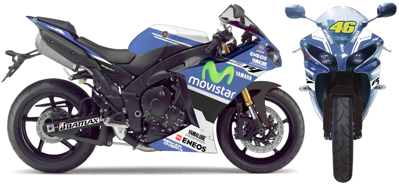 YZF-R1 MotoGP Special Edition