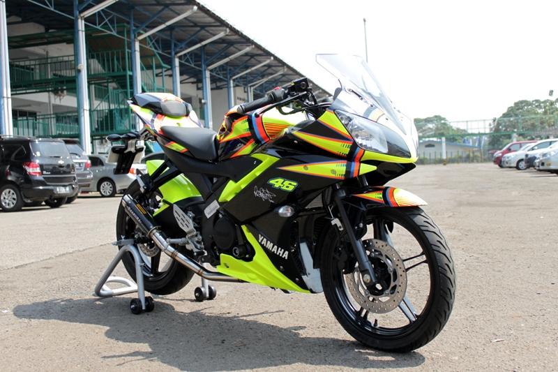 Modifikasi Motor Yamaha Yzf R15 | Modifikasi Motor Terbaru