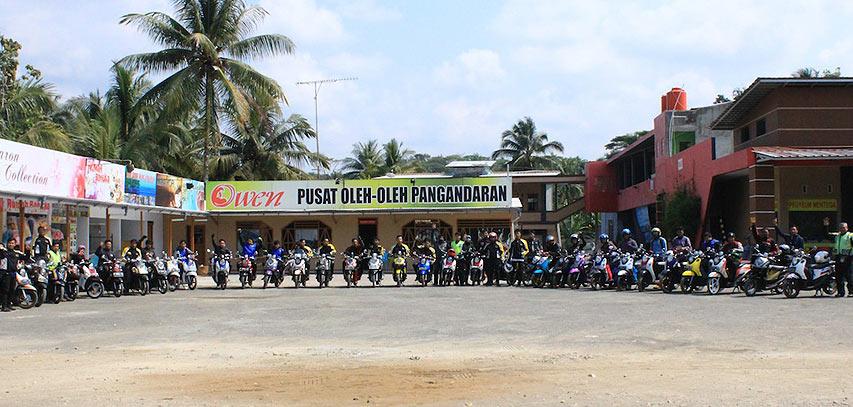FOI-Touring-Pangandaran