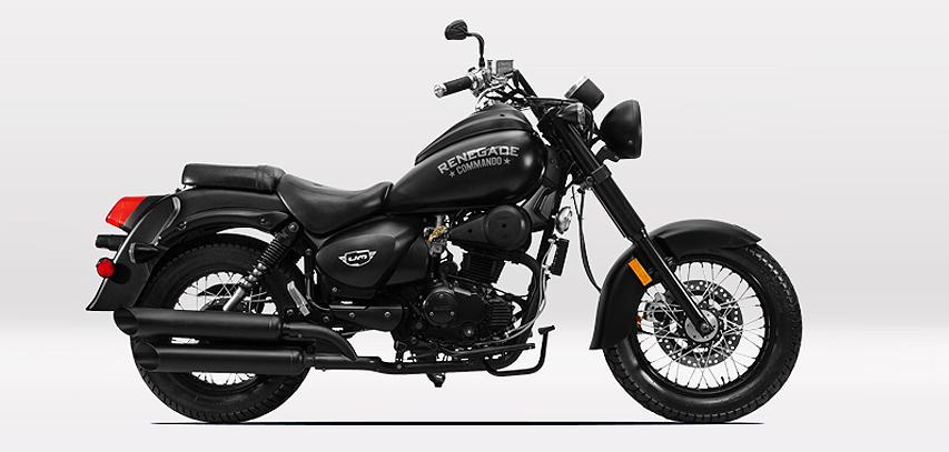 Photo : UM Motorcycle