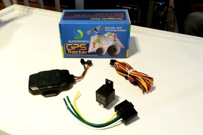 GPS Tracker VT-90M 1