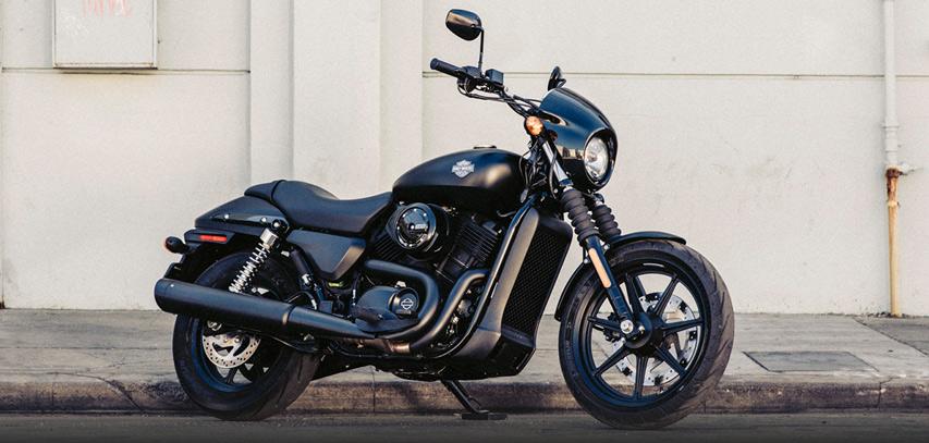 Photo : Harley Davidson