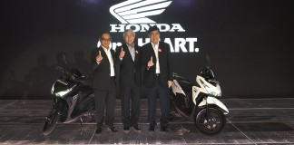 PT. Astra Honda Motor [AHM] luncurkan New Honda Vario 150 dan buat rekor penjualan motor Honda di dunia