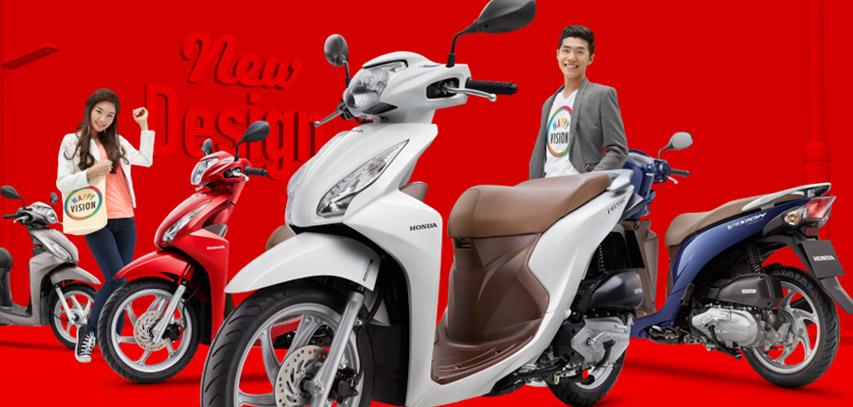 Wuiihh, Kembaran Honda Spacy di Vietnam Sudah eSP dan ISS  Gilamotor