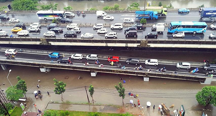 Photo : TMC Polda Metro Jaya