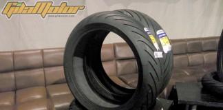 Michelin Indonesia merilis ukuran baru ban Pilot Street Radial. Ini Beda Radial dan Bias