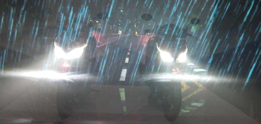 Lampu LED Honda Vario 150 ESP Mahal Sih Tapi Awet Banget