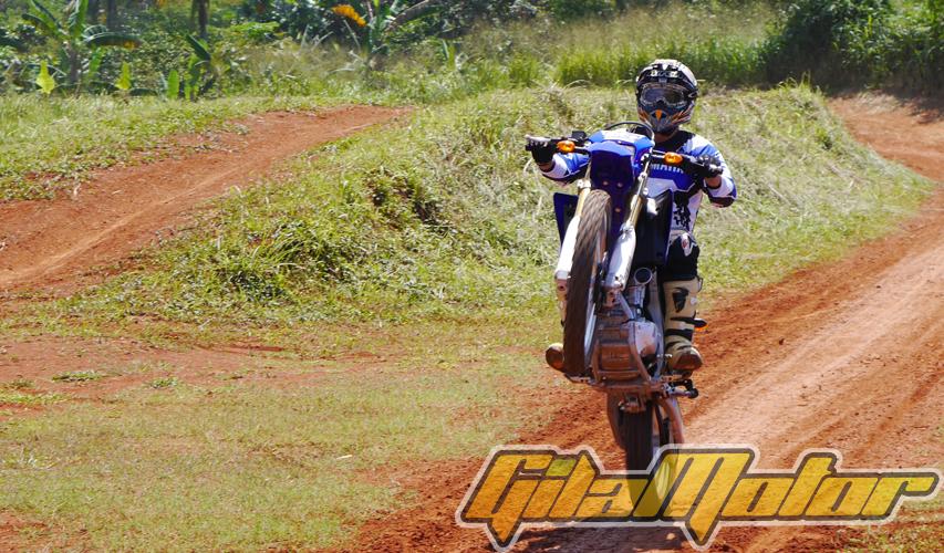Yamaha Indonesia luncurkan motor trail WR250R seharga Rp 93 juta