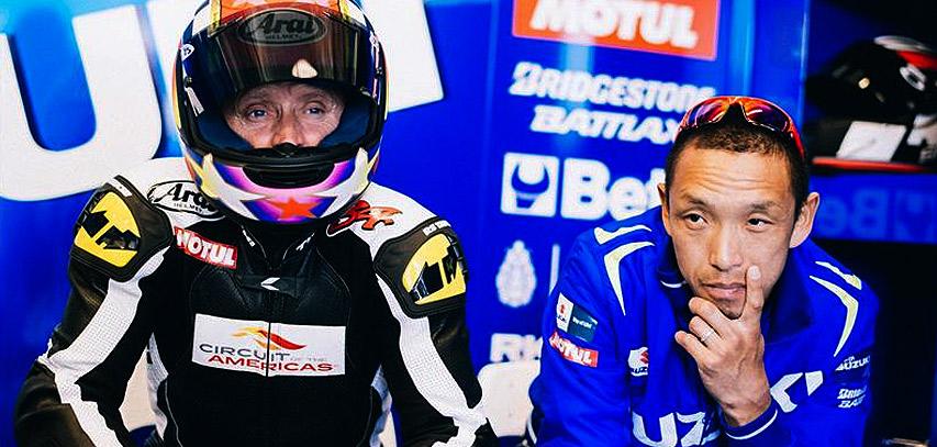 Photo : Suzuki Racing