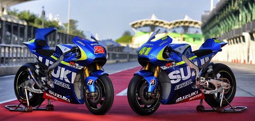 Photo : Suzuki-racing.com