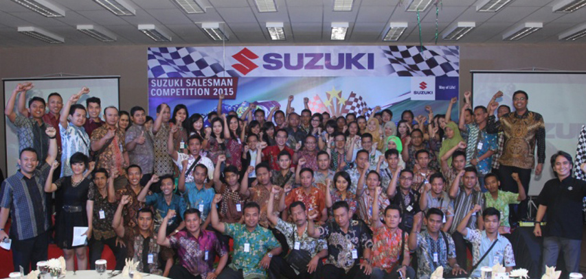 Photo : Suzuki Indomobil Sales