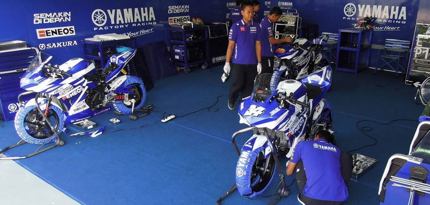 Photo: Yamaha
