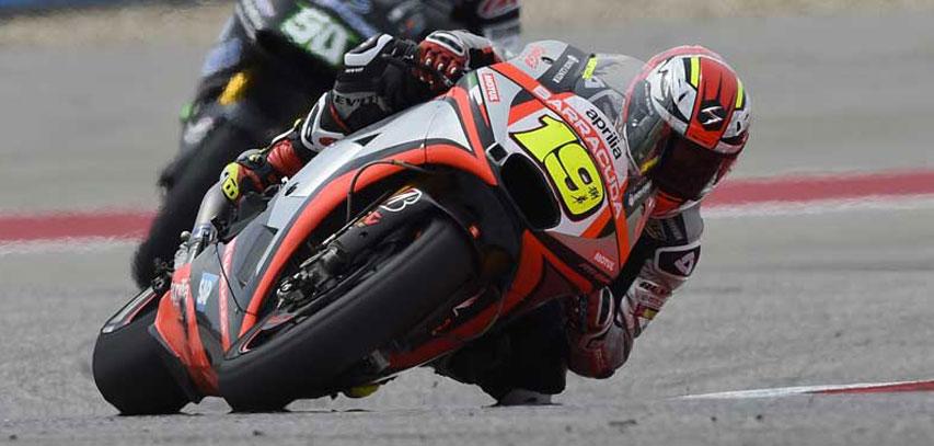 Photo: Aprilia Racing