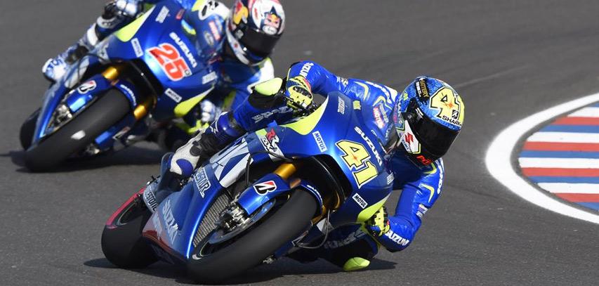 Photo : Suzuki-racing