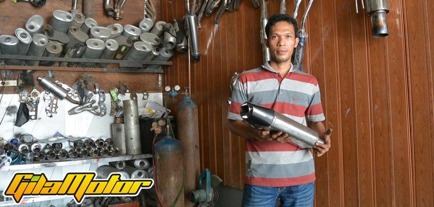 D D Auto >> Dd Auto Exhaust Spesialis Custom Knalpot Stainless Steel