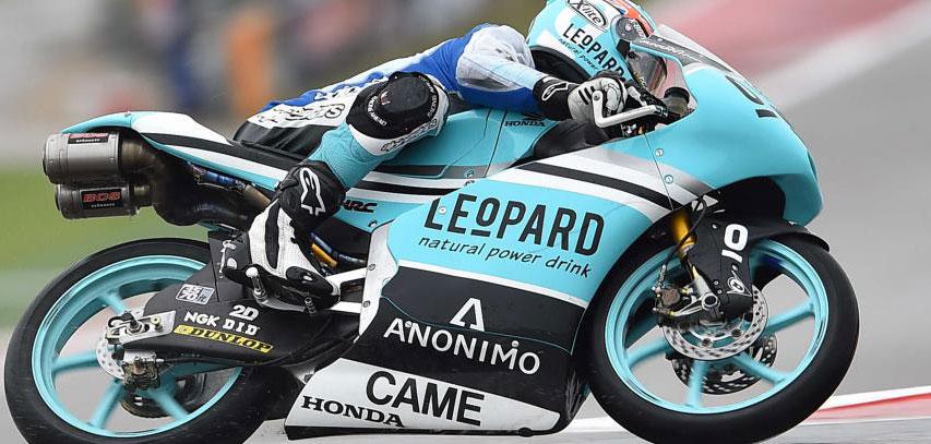 Photo: Leopard Racing