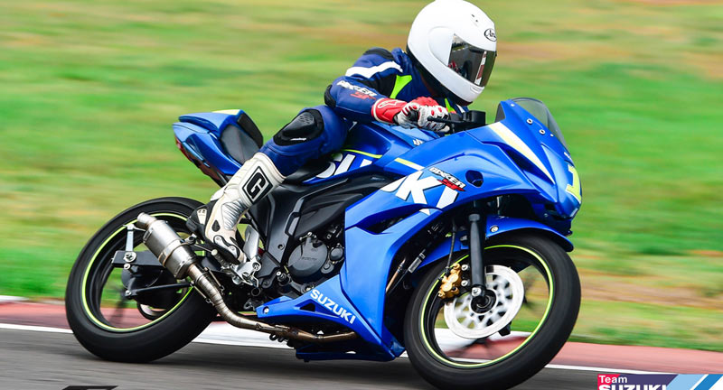 Photo: Suzuki