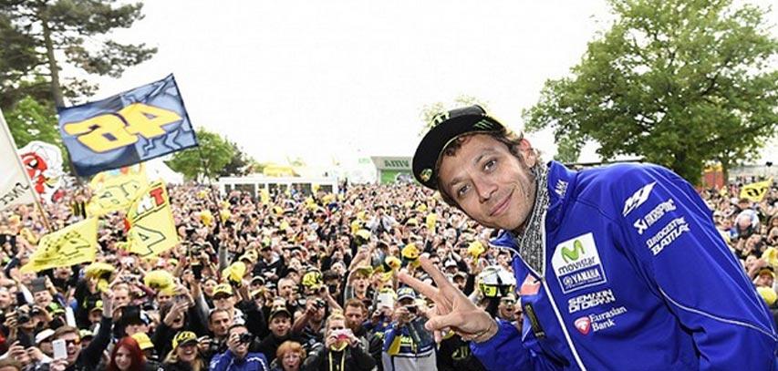 Photo: Valentino Rossi