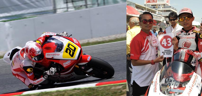 Photo: Astra Honda Racing Team