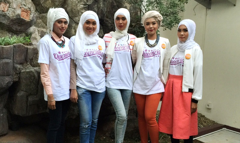 sharethegoodness riders cantik