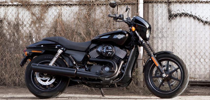 Photo: Harley Davidson