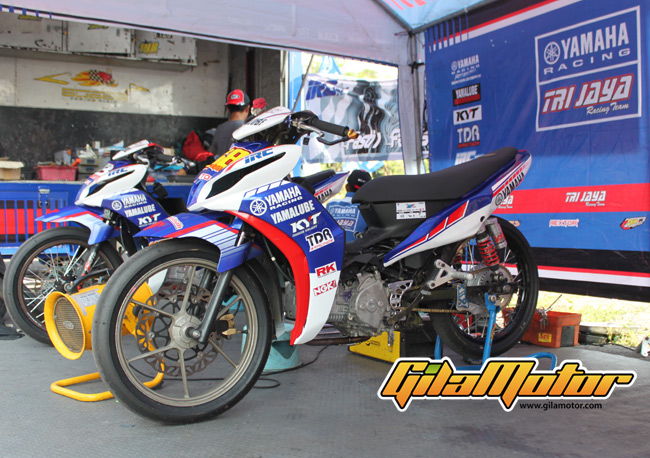 Yamaha Jupiter Z1 Siap Tarung Di Indoprix Gilamotor