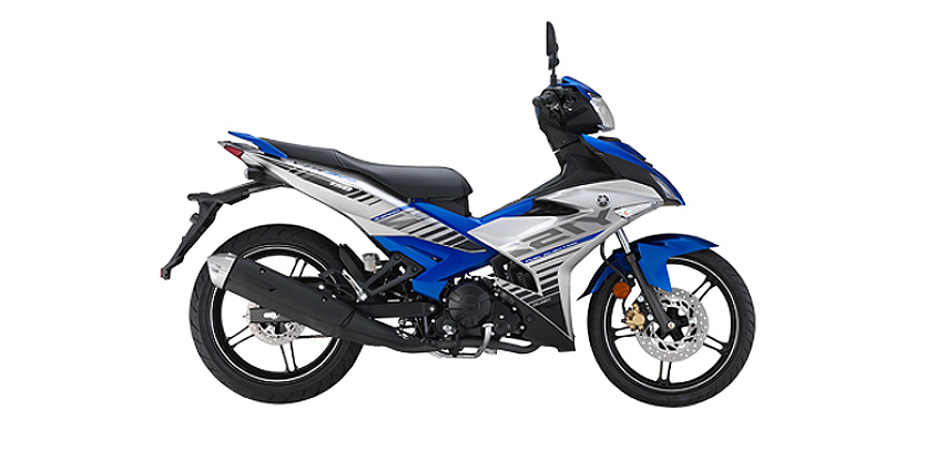 Kembaran Yamaha MX King di Malaysia Bernama Y15ZR | Gilamotor