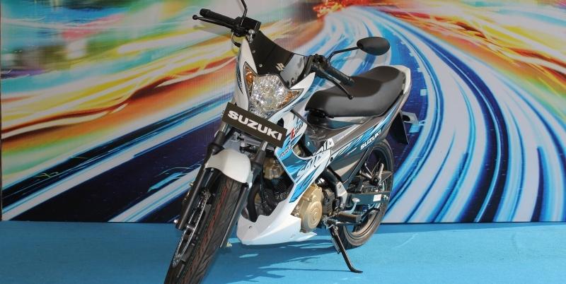 New Suzuki Satria FU - Ok