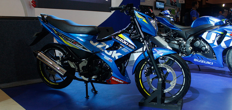 Suzuki-Satria-FU150-MotoGP-Edition